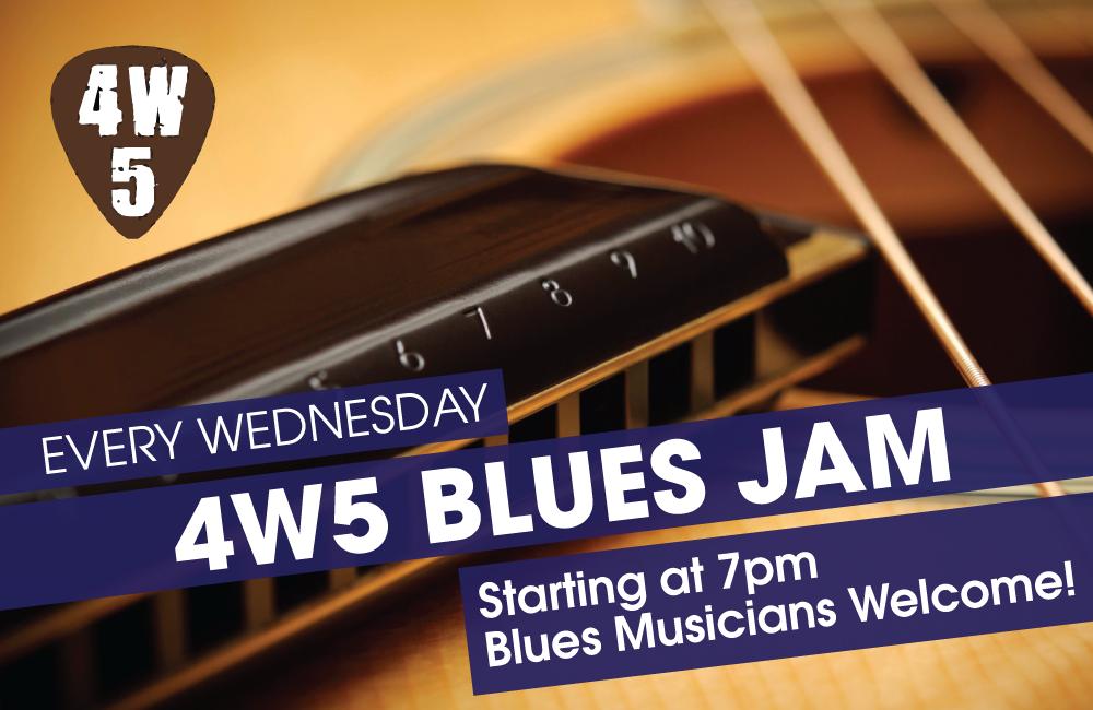 4W5 Blues Jam